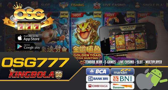 Situs Judi Slot OSG777